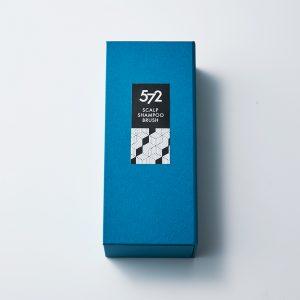 572 スカルプシャンプーブラシ